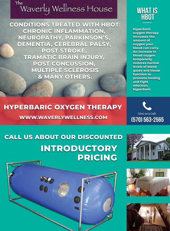hyperbaric oxygen chamber clarks summit scranton